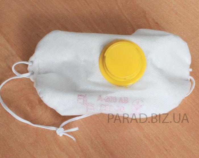 Респиратор от сварочных дымов и пыли RP А-200 АВ Класс защиты FFP-3D