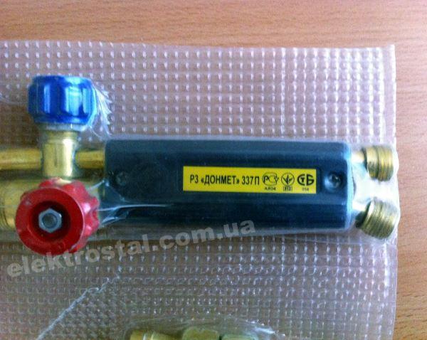 """Газовый резак Донмет 337 П (тип """"Маяк"""")"""