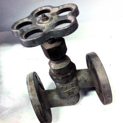Клапан аммиачный запорный 15с51п (КЗ 22083) dy 32