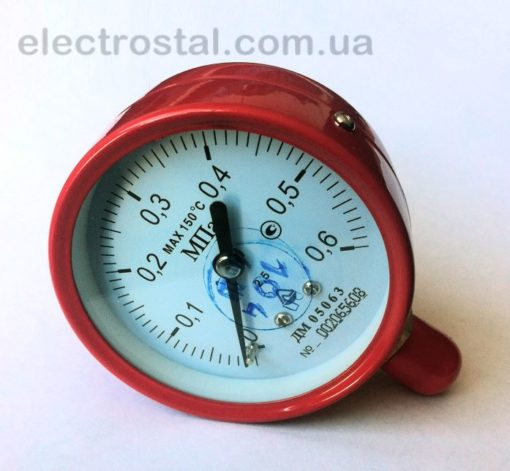 Манометр пропановый ДМ05-63 от 0 до 6Атм