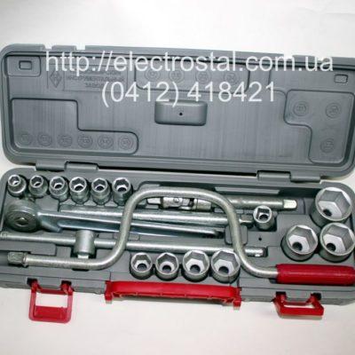 Набор инструмента (головок) номер 3 - купить в Житомире (0412) 418421