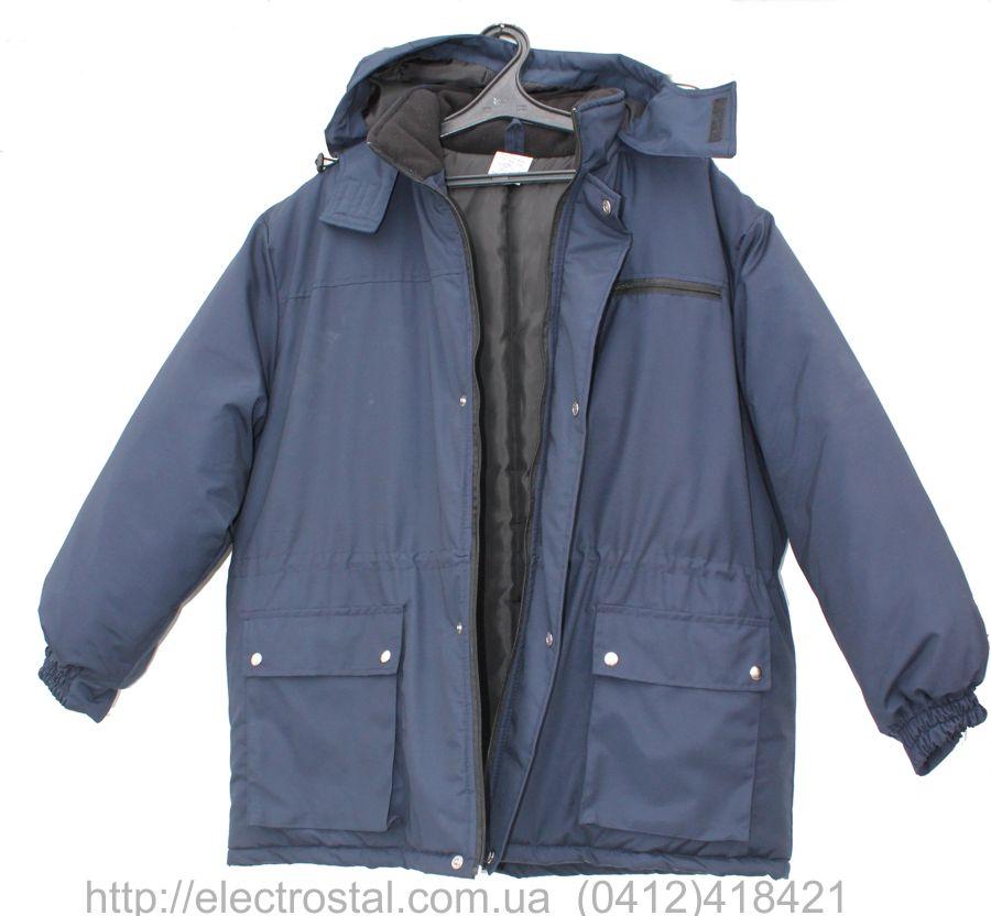 Куртка утеплённая удлиненная купить в Житомире - (0412)418421