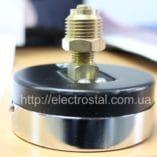 Термоманометр МТ–80-TM осевой вид сбоку