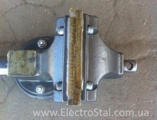 Тиски слесарные 200 стальные поворотные - ЭлектроСталь Житомир (067)4111567